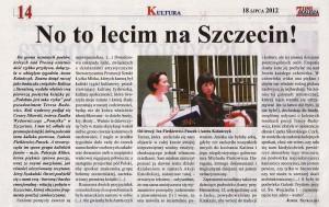 7 dni kalisza - Szczecin