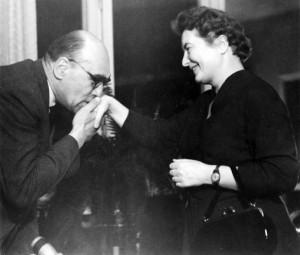 Wanda Karczewska i Iwaszkiewicz