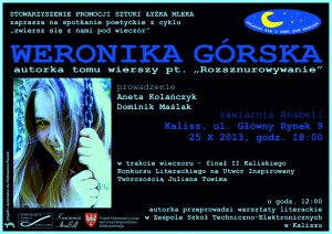 weronika plakat