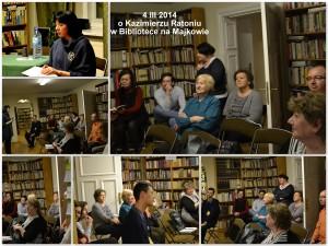 4 III 2014 Ratoń Biblioteka - Kopia