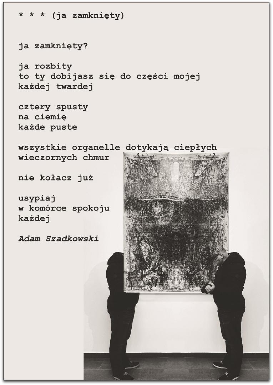 Okno Na Poezję Stowarzyszenie Promocji Sztuki łyżka Mleka